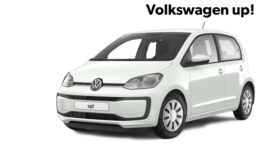 Tweedekans Volkswagen Up