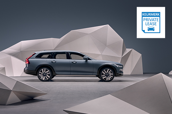 Volvo Private lease Keurmerk