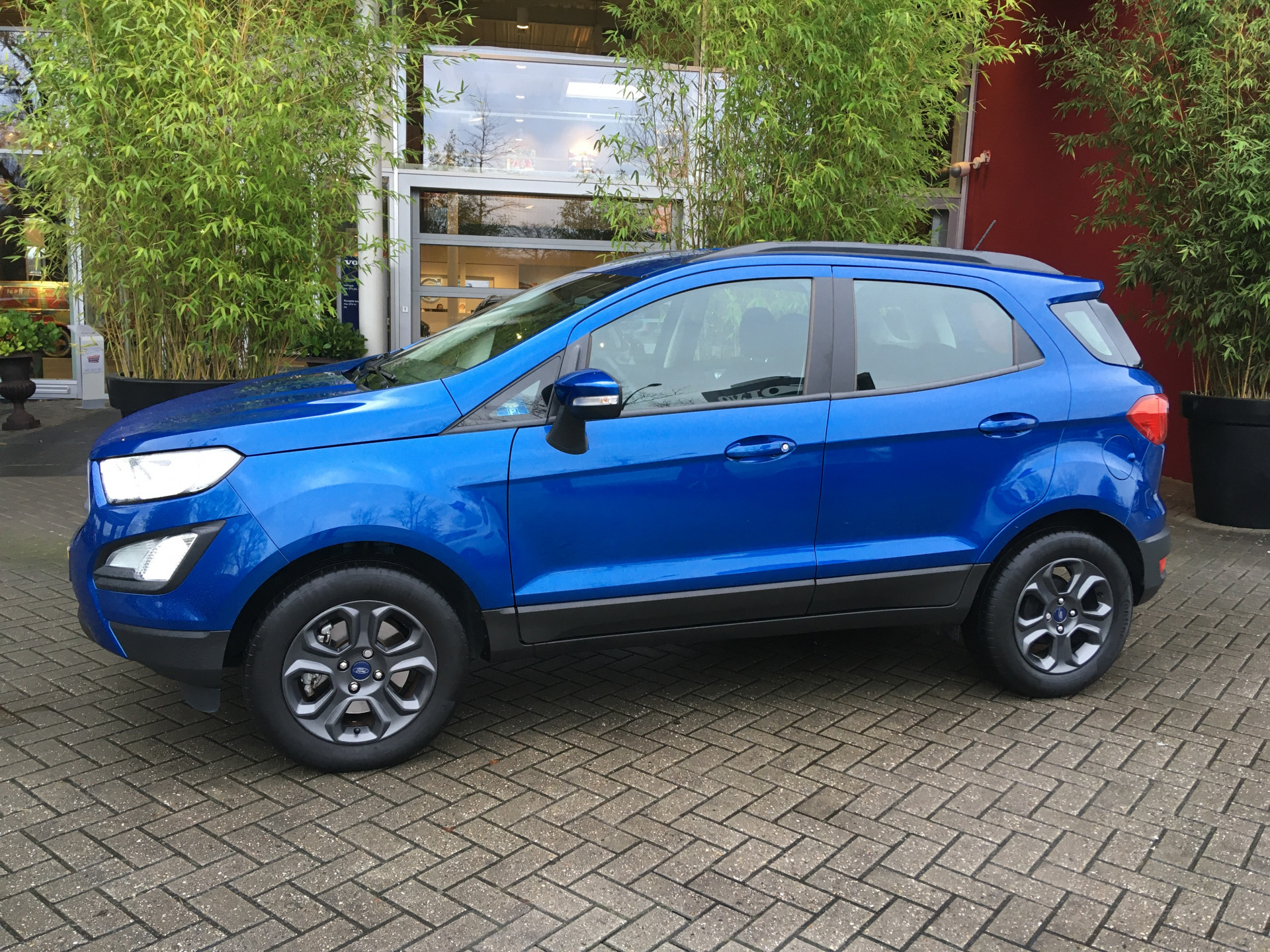 Ford EcoSport 1.0 EcoBoost Trend Ultimate