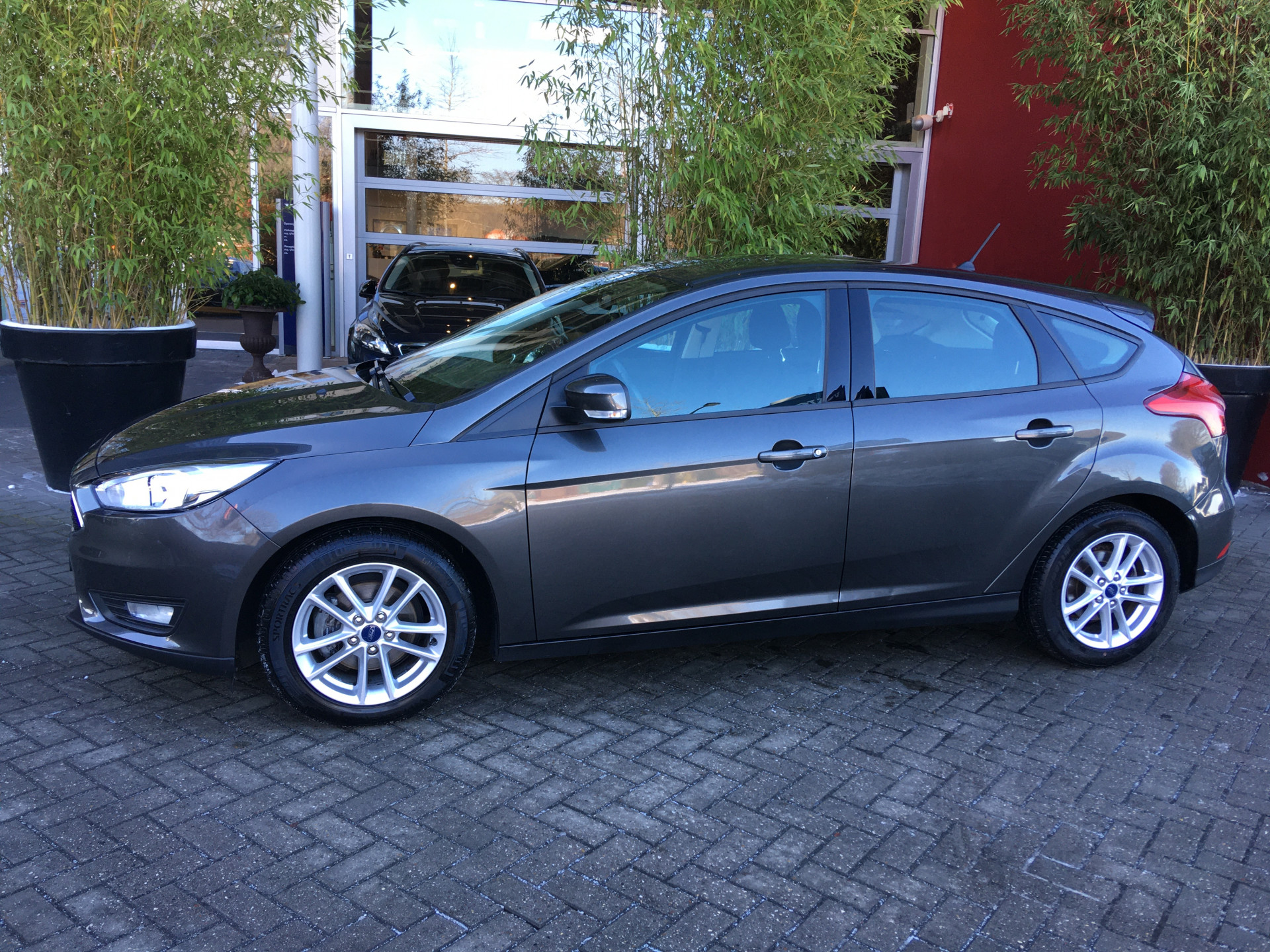 Ford Focus 1.0 Lease Edition